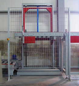 Pallet Lift Conveyor